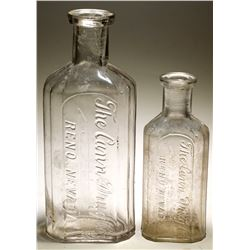The Cann Drug Co. Bottles (2)