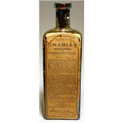Stewart D. Howe's Arabian Milk Cure