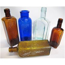 Medicine Bottles (5)