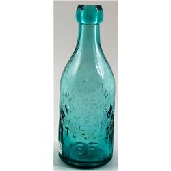 C.A. Reiners & Co. Soda Bottle