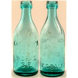 Columbia Soda Works Bottle