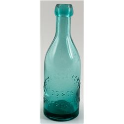 Empire Soda Works Bottle: D S & Co.