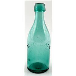 El Dorado Soda Bottle