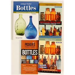Pickers Pocket Guide to Bottles (4 Books)