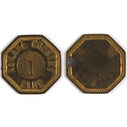 Abilene Country Club Token (Abilene, Texas)
