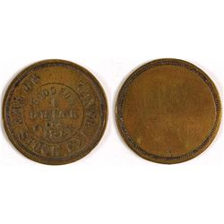Stock Exchange Token (Corpus Christi, Texas)