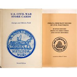 Civil War Store Cards and Token References (2)