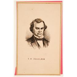 Stephan Douglas Portrait