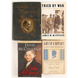 US Presidents Books (4)