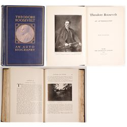 Theodore Roosevelt, An Autobiography