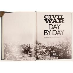 Civil War Day by Day (Book)