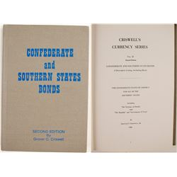 Confederate and Southern States Bonds (Book)