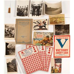 World War II Promotional Ephemera