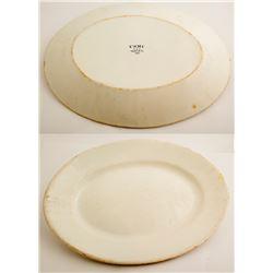 Vintage U.S.M.C. Platter