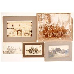 Spanish American War Photographs