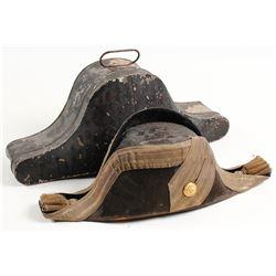 Napoleonic Style Bicorn Hat