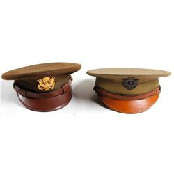 World War II Officer's Hats