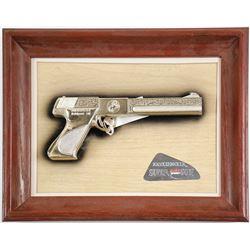 Knickerbocker Super Dart Gun Display