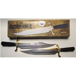 Gil Hibbins Old West Bowie