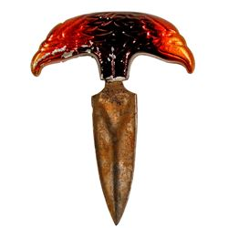 Eagle Head push dagger
