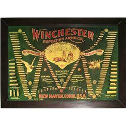 1897 Winchester Bullet Board