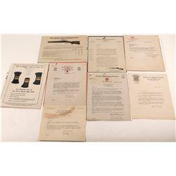 Firearms Letter Archive