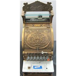 Small Size National Cash Register