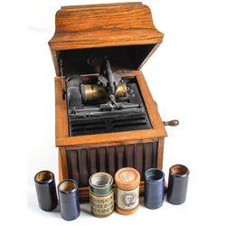 Original Edison Phonograph