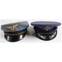 Two Aviation Hats