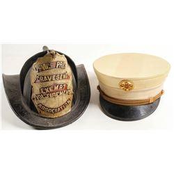 Two Firemen's Hats