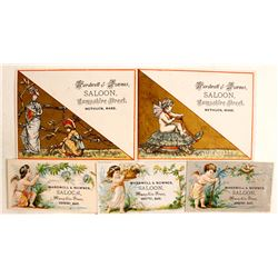 Saloon Trade Cards