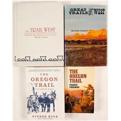 Western Trails (4 Books)