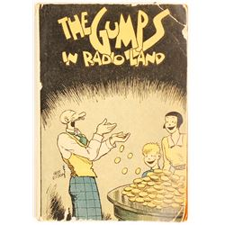 The Gumps in Radio Land Book