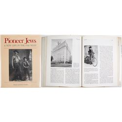 Pioneer Jews, A New Life in the Far West (Book)