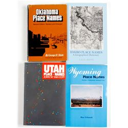 Place, Name References Books  for the Profession Researcher
