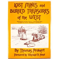 Lost Mines and Buried Treasures of the West