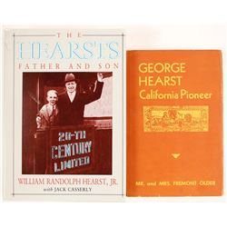 Hearst Family Books (2)
