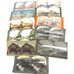 Alaska Town Stereoviews (11)