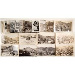 Bisbee Real Photo Postcards