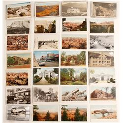 Grand Canyon Area Postcard Collection