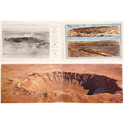 Meteor Crater Postcards