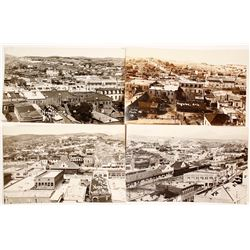 Nogales Birdseye View Postcards