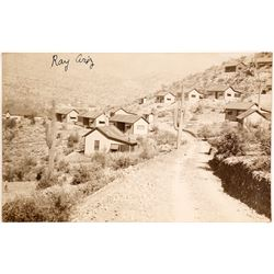 Real Photo Postcard of Ray