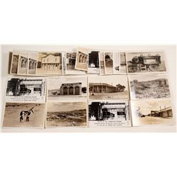 Real Photo Postcards of Tombstone