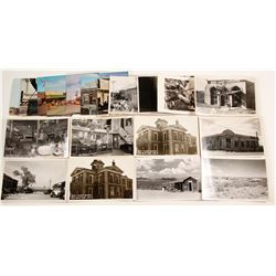 Tombstone Postcard Collection