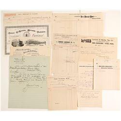 Arizona Co-Op Mercantile Documents