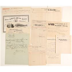 Arizona Co-Op Mercantile Documents