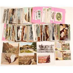 Misc. Arizona Postcard Group