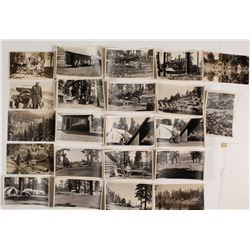 Photographs and RPCs of East Highlands, California