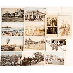 Long Beach, CA Postcard Collection